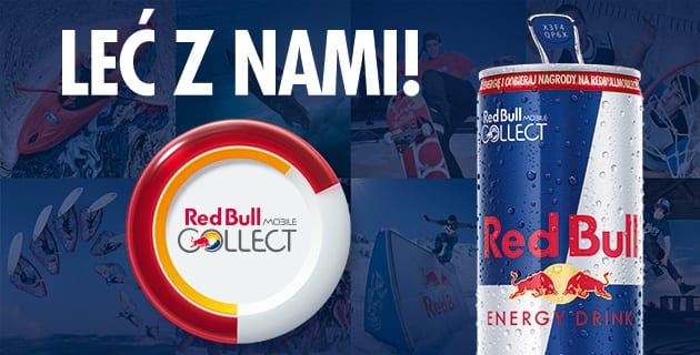 Red Bull MOBILE Collect