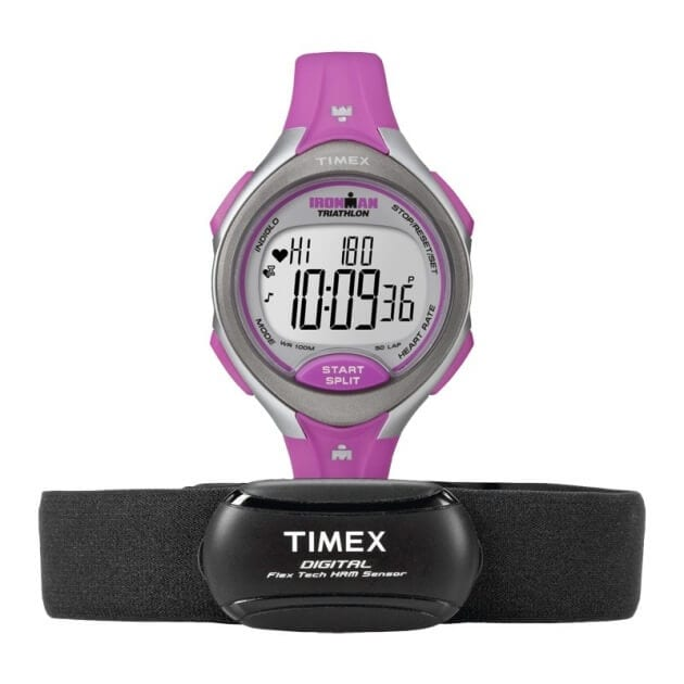 Timex T5K722 IRONMAN Road Trainer HRM